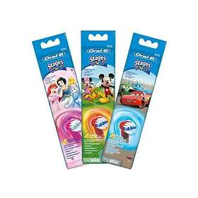 Oral-B Kids Stages Power 4-pack