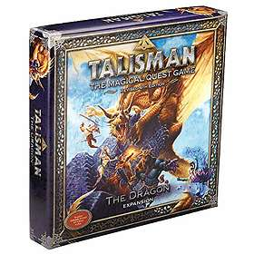 Talisman: The Dragon Expansion (4th Revised Edition) (exp.)