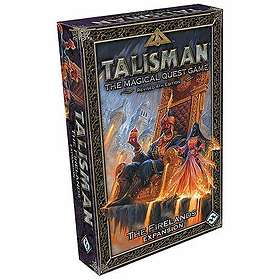 Talisman: The Firelands Expansion (4th Revised Edition) (exp.)