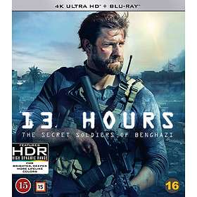 13 Hours: The Secret Soldiers of Benghazi (UHD+BD)