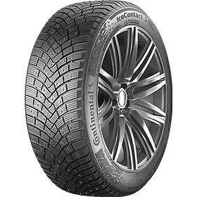 Continental Contiicecontact 3 195/60 R 16 93T XL Dubbdäck