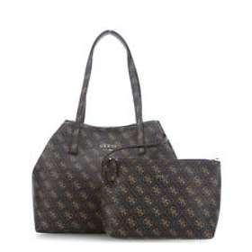 Guess Vikky With Logo Print & Pochette Shopper Bag (HWQL6995230)