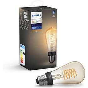 Philips Hue White BT Filament ST64 550lm 2100K E27 7W (Dimmable)