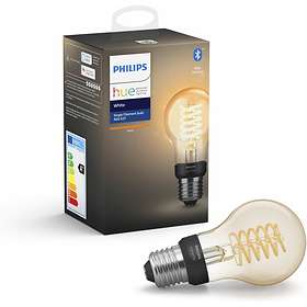 Philips Hue White BT Filament A60 550lm 2100K E27 7W (Dimmable)