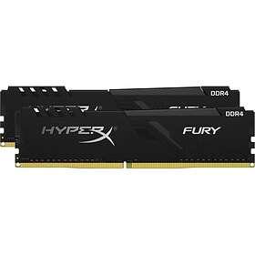 Kingston HyperX Fury Black DDR4 3200MHz 2x8Go (HX432C16FB3K2/16)