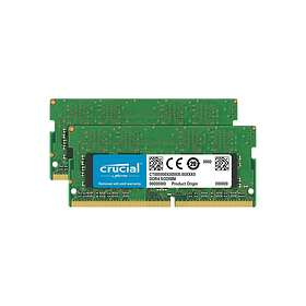 Crucial SO-DIMM DDR4 2666MHz 2x16GB (CT2K16G4S266M)