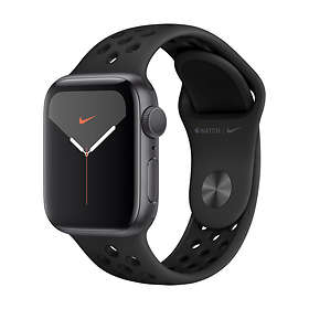 Apple Watch Series 5 40mm Aluminium with Nike Sport Band