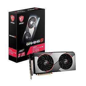 MSI Radeon RX 5700 Gaming X HDMI 3xDP 8GB