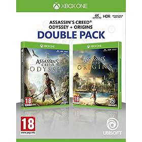 Assassin's Creed Origins + Odyssey Bundle (Xbox One)