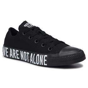 Converse Chuck Taylor All Star We Are Not Alone Canvas Low (Unisex)