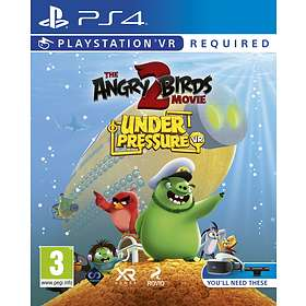 Angry Birds 2 The Movie: Under Pressure (VR)(PS4)