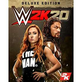 WWE 2K20 - Deluxe Edition (PC)