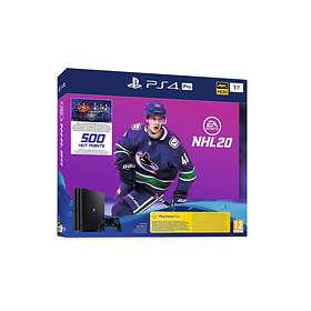 Sony PlayStation 4 Pro 1TB (inkl. NHL 20)