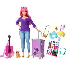 Barbie Travel Daisy Doll FWV26