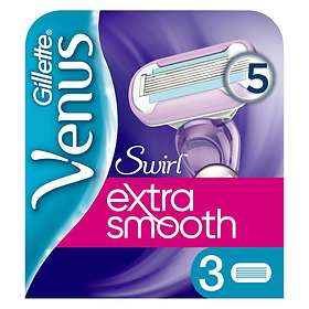 Gillette Venus Swirl Extra Smooth 3-pack