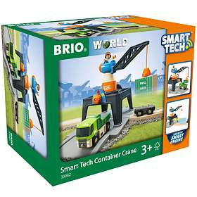 BRIO Smart Tech Containerkran 33962