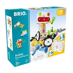 BRIO Builder Record & Play Set 34592
