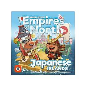 Imperial Settlers: Empires of the North - Japanese Islands (exp.)