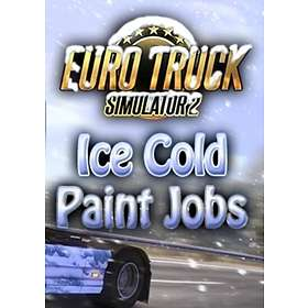 Euro Truck Simulator 2: Ice Cold Paint Jobs Pack (Expansion) (PC)