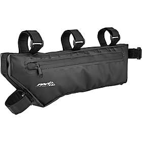 Red Cycling Water Resistant Frame Bag S