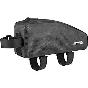 Red Cycling Water Resistant Top Tube Frame Bag