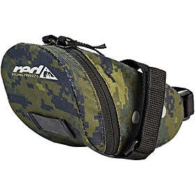 Red Cycling Trooper Saddle Bag