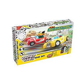 Scalextric Looney Tunes Battery Powered Set (G1141T)