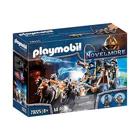 Playmobil Novelmore 70225 Wolfhaven Knights' Water Cannon