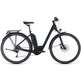 Cube Bikes Touring Hybrid ONE 500 Easy Entry 2020 (Elcykel)