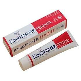 Kingfisher Natural Fennel with Fluoride Tandkräm 100ml