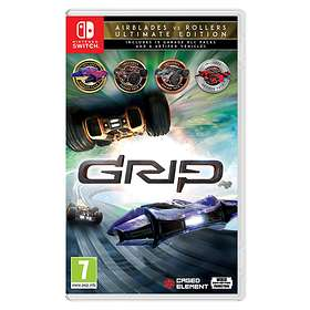 Grip Racing Rollers vs Airblades (Switch)