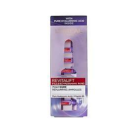 L'Oreal Revitalift Filler 7 Day Cure Replumping Ampoules 7x1.3ml