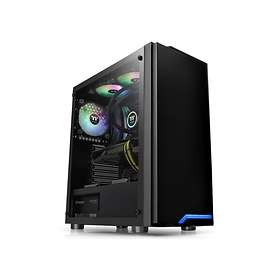 Thermaltake H100 TG (Black/Transparent)