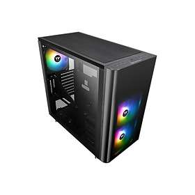 Thermaltake View 31 TG ARGB (Svart/Transparent)