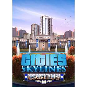 Cities: Skylines: Campus (Expansion) (PC)