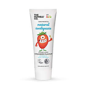 The Humble Co. For Kids Strawberry Natural Tandkräm 75ml