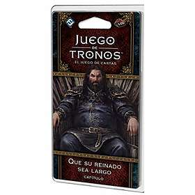 A Game of Thrones: Card Game (2nd Edition) - Long May He Reign (exp.)