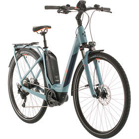 Cube Bikes Touring Hybrid EXC 500 Easy Entry 2020 (Electric)