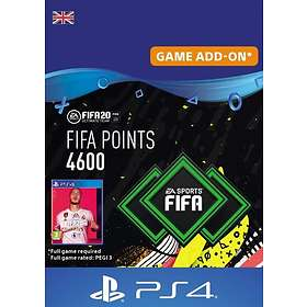 FIFA 20 - 4600 Points (PS4)