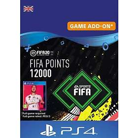 FIFA 20 - 12000 Points (PS4)