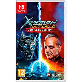 Avance X-Morph Defense - Complete Edition (Switch)