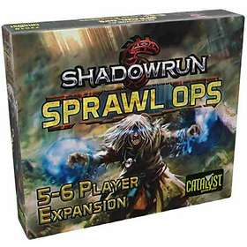 Shadowrun: Sprawl Ops 5-6 Player (exp.)