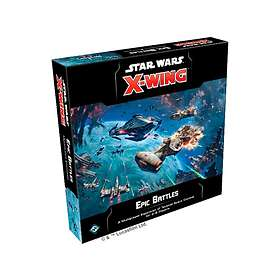 Star Wars X-Wing 2nd Edition: Epic Battles (exp.)