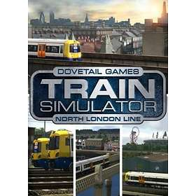 Train Simulator - North London Line Route Add-On (Expansion) (PC)