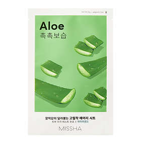 Missha Airy Fit Aloe Sheet Mask 1st