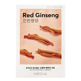 Missha Airy Fit Red Ginseng Sheet Mask 1st