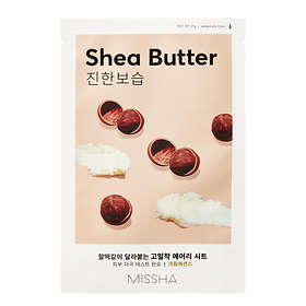 Missha Airy Fit Shea Butter Sheet Mask 1st
