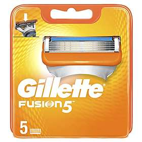 Gillette Fusion5 5-Pack
