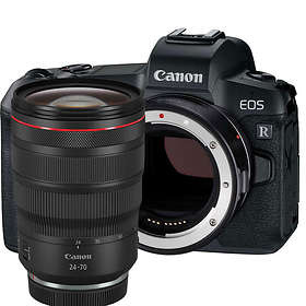 Canon EOS R + 24-70/2.8 L IS USM