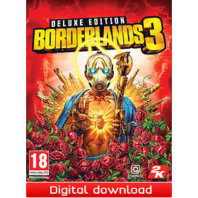 Borderlands 3 - Deluxe Edition (PC)